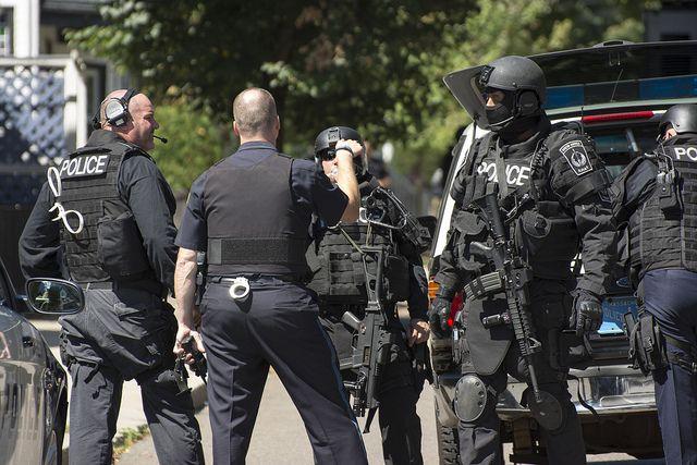 Мужчина с оружием задержан в иранском представительстве в Вашингтоне