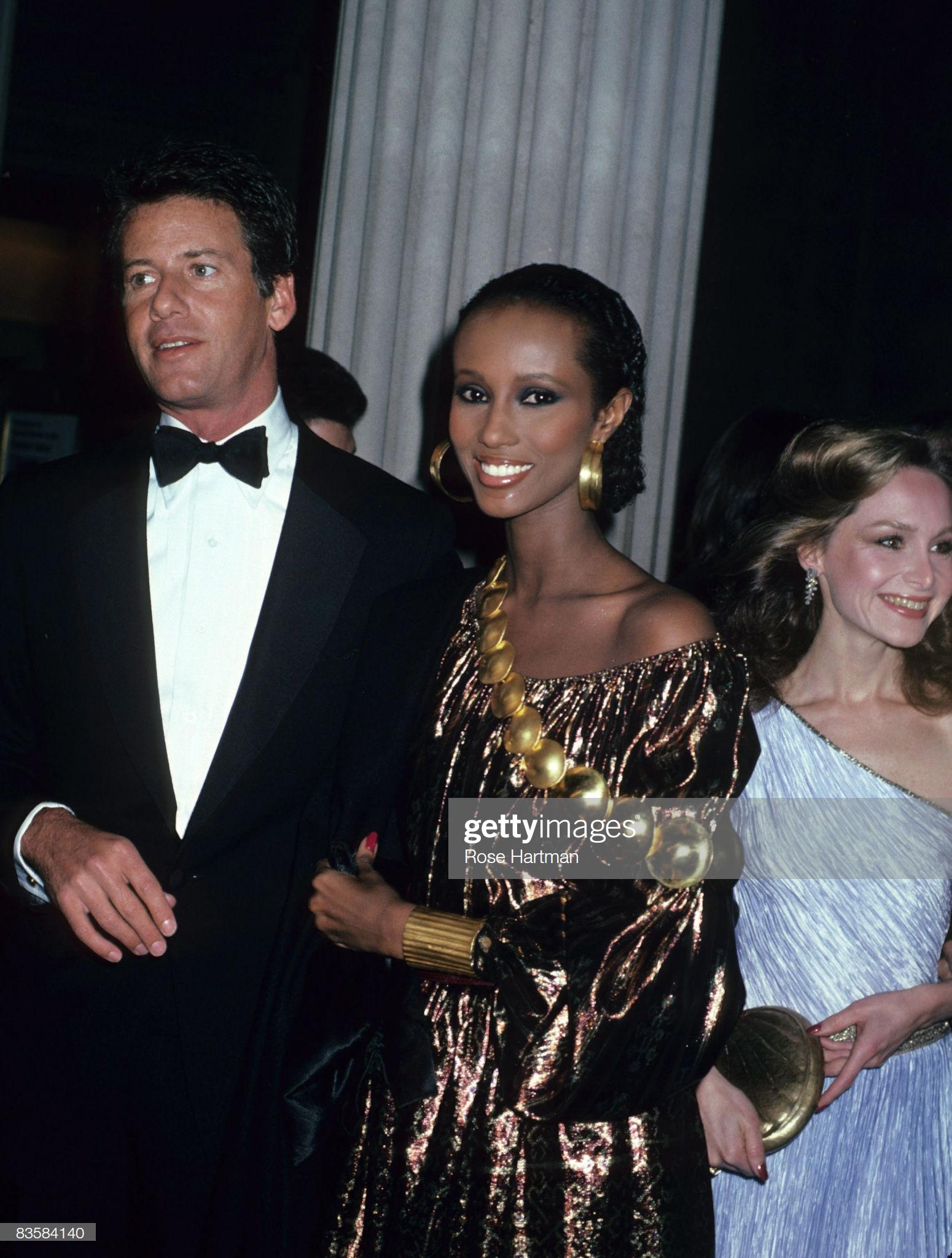 Metropolitan Museum Gala - 1981 : News Photo
