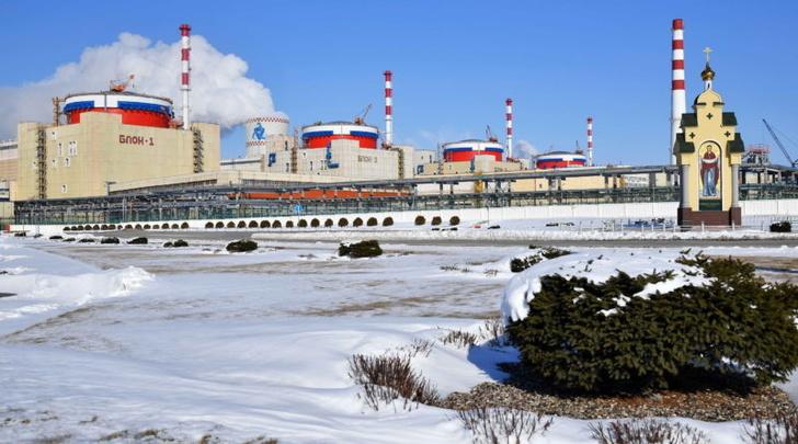 Ростовская АЭС: новый энергоблок №4 выведен на 90% мощности