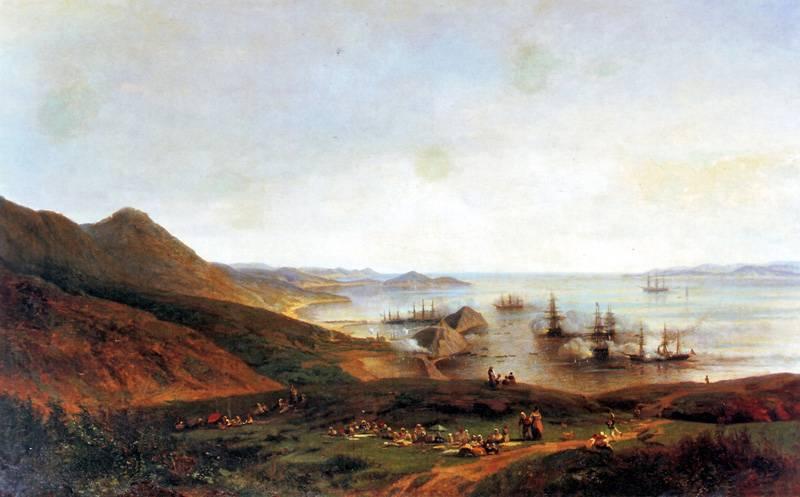 Дальневосточный рубеж Крымск…