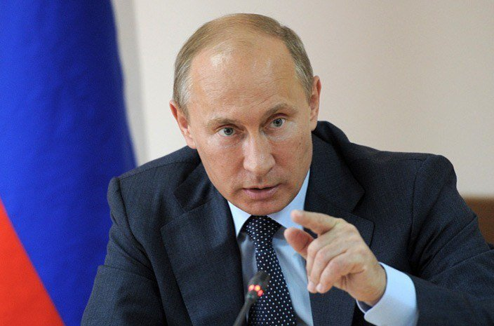 «Лучше бы помолчали»: Путин поставил на место США
