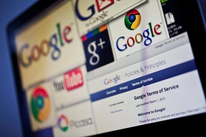 Пользователи в России сообщили о проблемах в работе Google