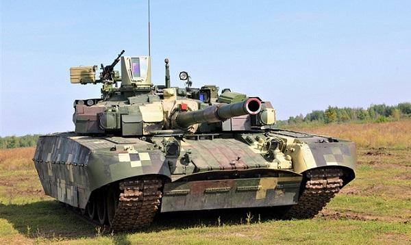 США купили уУкраины один танк «Оплот»