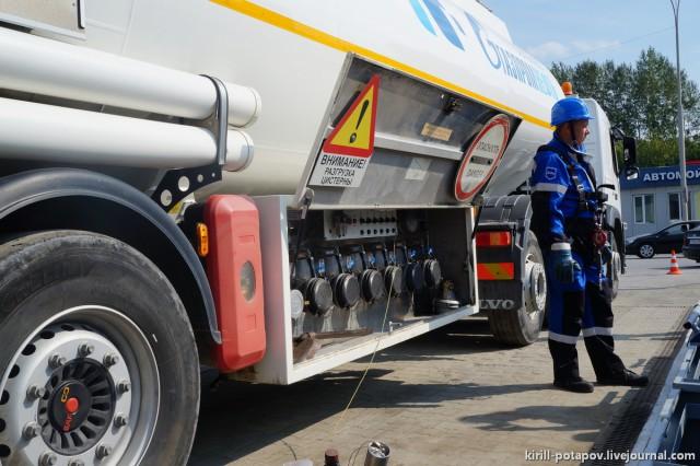 Где брать правильный бензин?