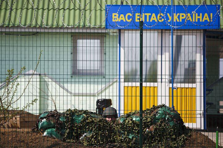 На Украину не пустили полторы тысячи иностранцев из-за посещения Крыма