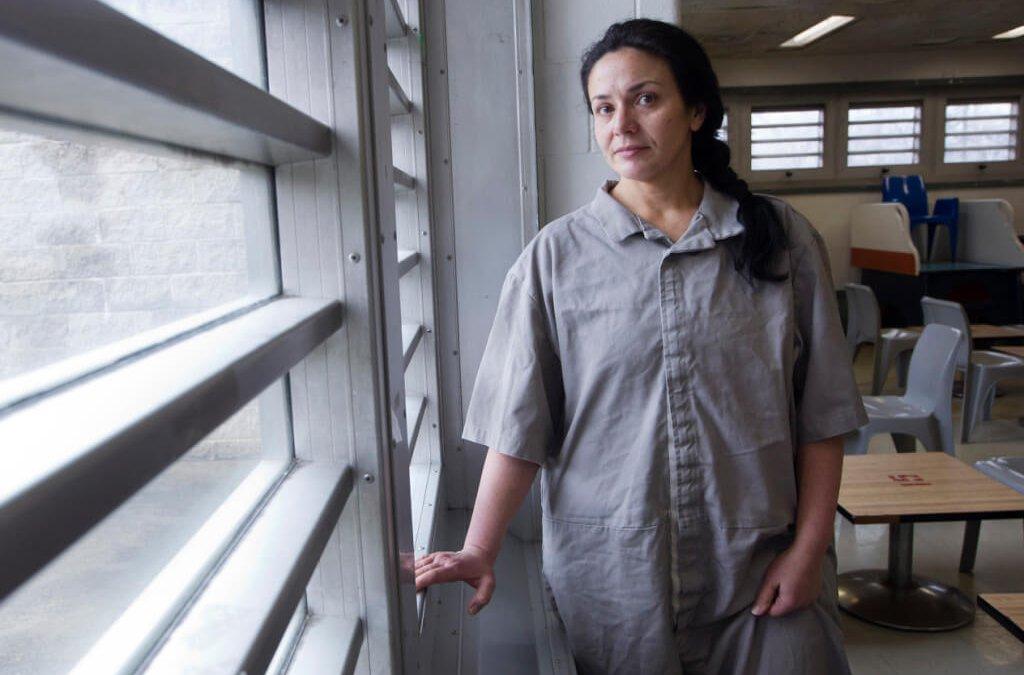 Россиянка, обвиняемая в США в убийстве, объявила голодовку в нью-йоркской тюрьме