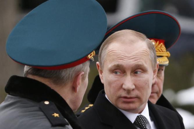 Сделать Россию снова великой (The Globalist · Washington, D.C.)