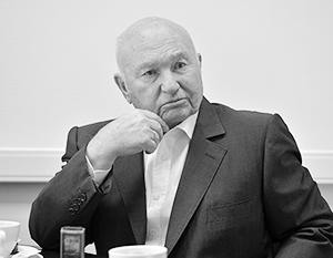 Лужков рассказал о гигантско…