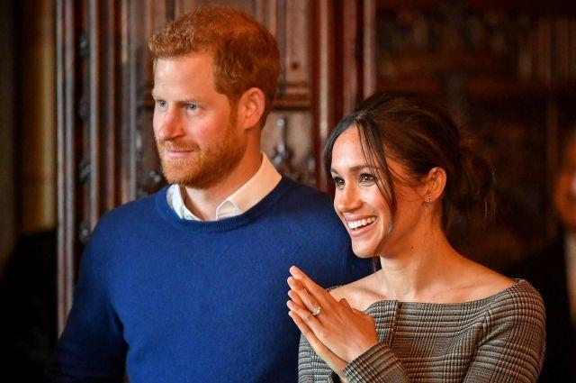 СМИ: принц Гарри и Меган Маркл не пригласили на свою свадьбу Терезу Мэй