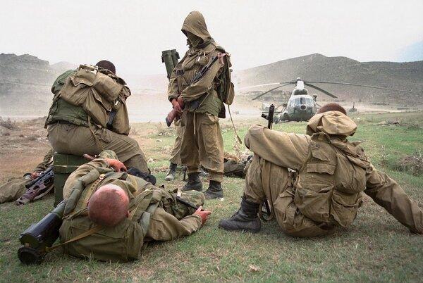 «Пленный боевик умолял пощадить», — воспоминания офицера спецназа