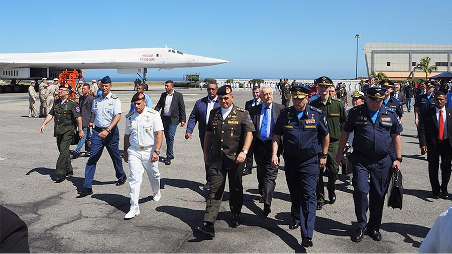 Помпео назвал отправку в Венесуэлу Ту-160 «разбазариванием госсредств»