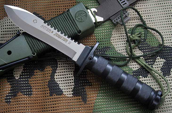 Нож для выживания Aitor Jungle King II