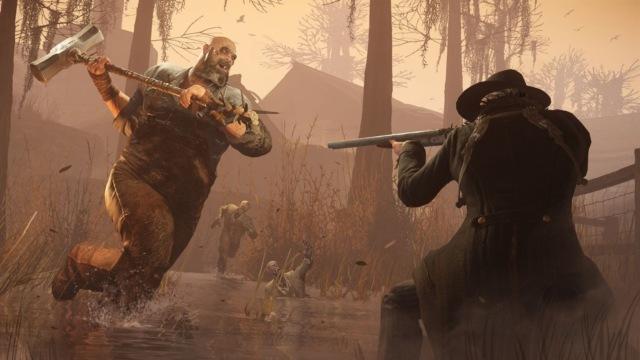 Crytek показала новичкам, как играть в шутер про охотников на монстров Hunt: Showdown