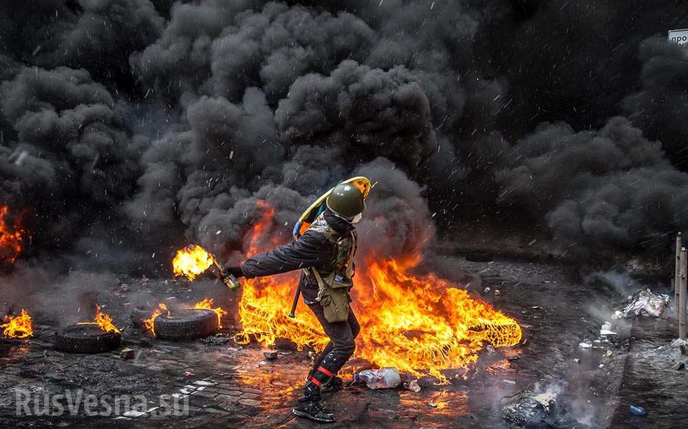 Киев ожидает «ночь гнева»