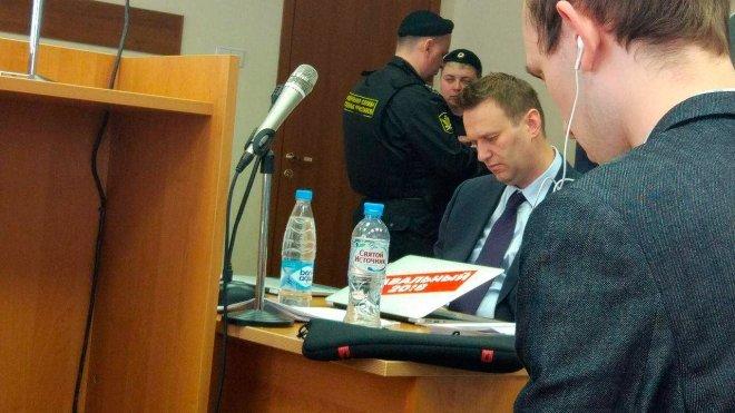 Навальный не смог вылететь з…