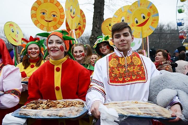 В Москве праздник Масленицы отметят на 29 площадках