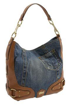 Переделка юбки в сумку