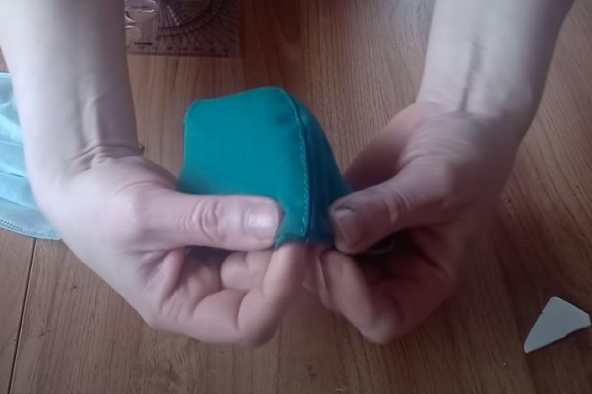 как сделать многоразовую маску своими руками