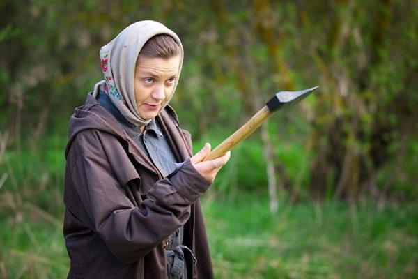 """Анна Уколова: """"Говорят, что я из деревни и деревня во мне живет"""""""