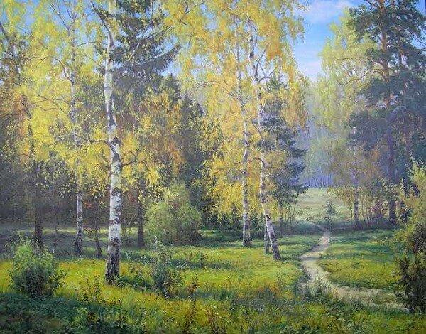 Картины Мира: художник Игорь Прищепа