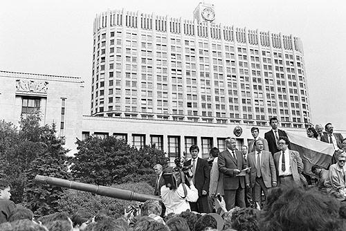 Августовский путч: какие страны поддержали Бориса Ельцина в 1991 году