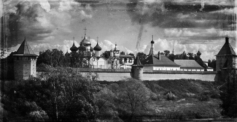 Спасо-Евфимиев монастырь, Суздаль. Истории российских городов - самые мистические