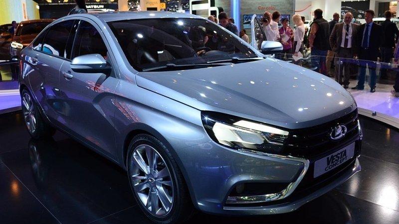 «АвтоВАЗ» анонсировал выход трех новинок в 2018 году