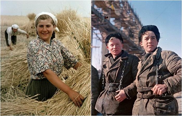 20 фотографий, которые рассказывают о жизни в СССР в начале 1950-х