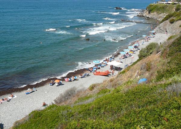 Пляж Антиньяно