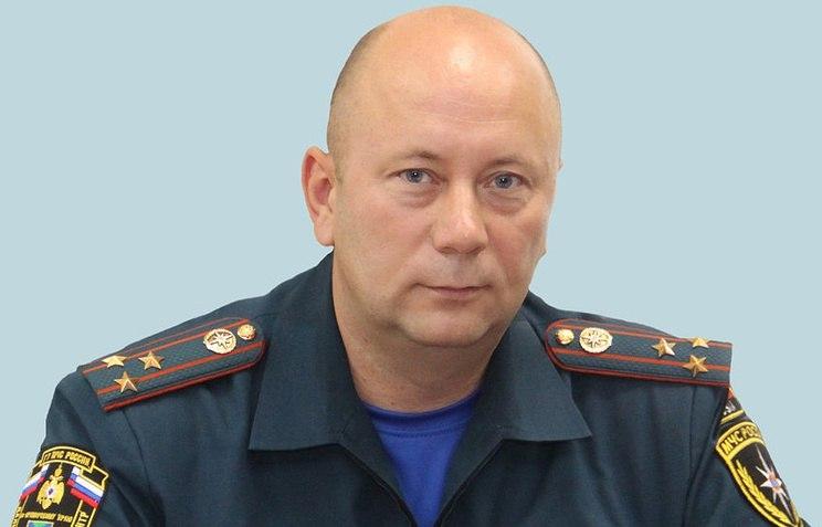 Глава МЧС Приморья Олег Федюра погиб спасая людей