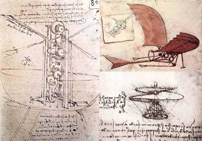 Леонардо да Винчи. Причуды гения