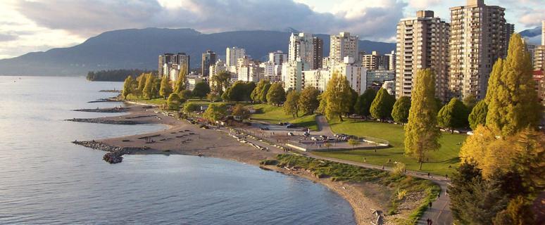 Ванкувер – достопримечательность Канады у Тихого океана