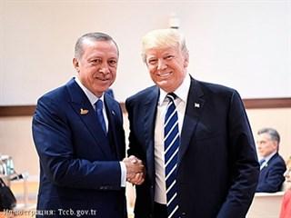 Эрдоган бросает вызов Трампу