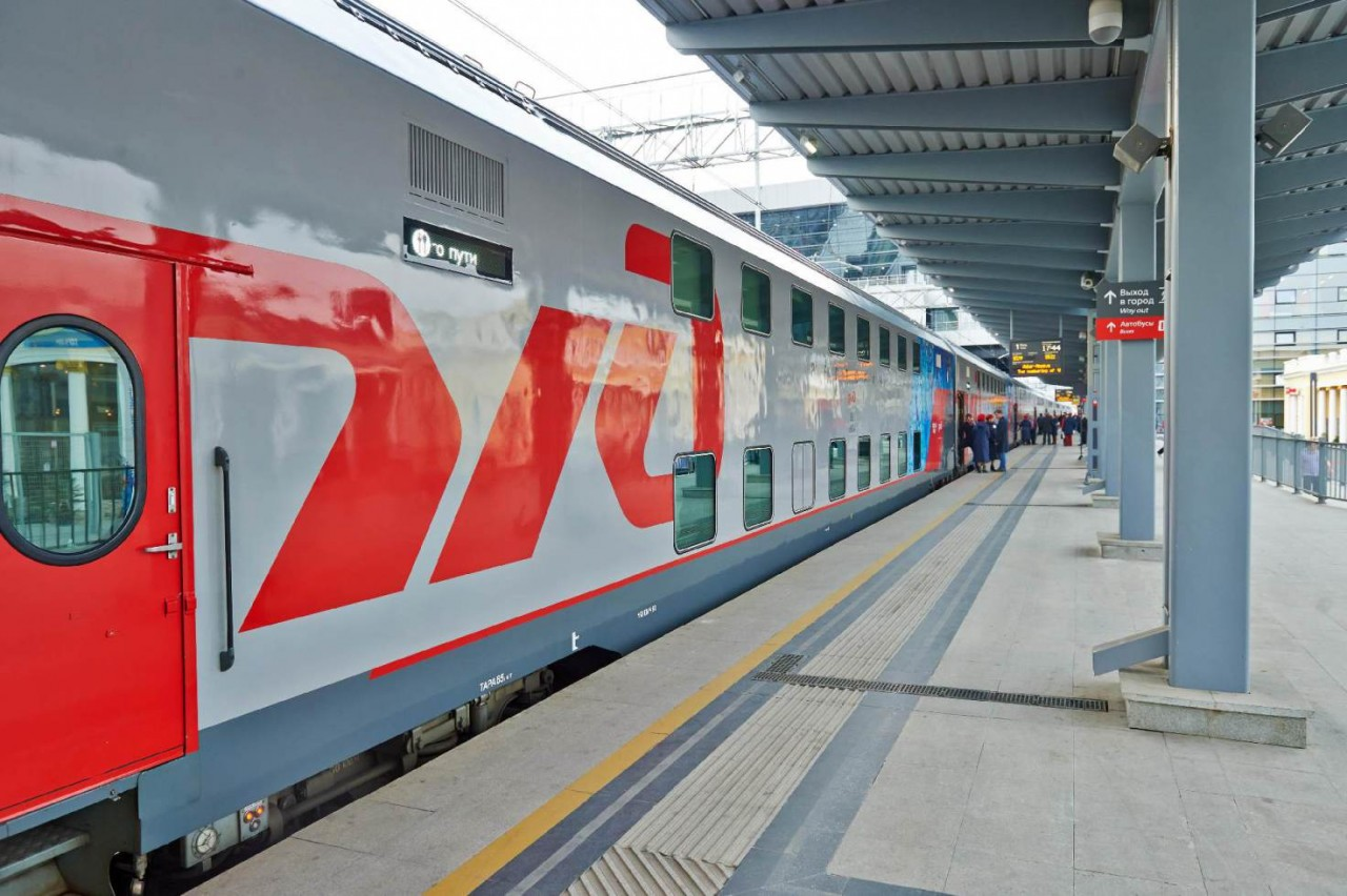 Самарские болельщики смогут бесплатно прокатиться на поезде во время чм-2018
