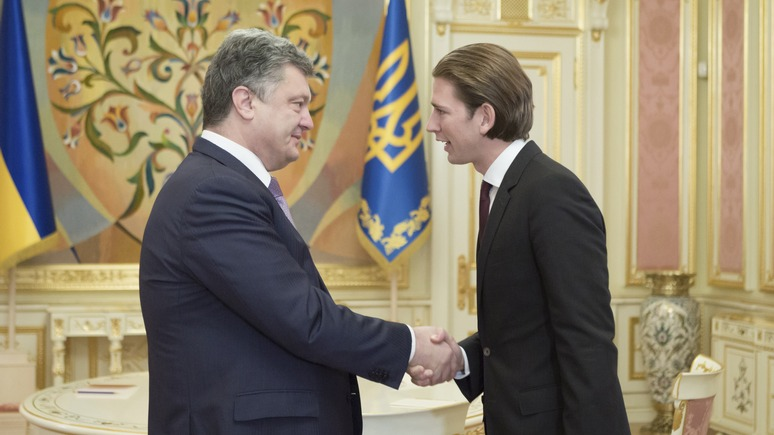 Die Presse: глава ОБСЕ предупредил Киев о важности мира с Россией