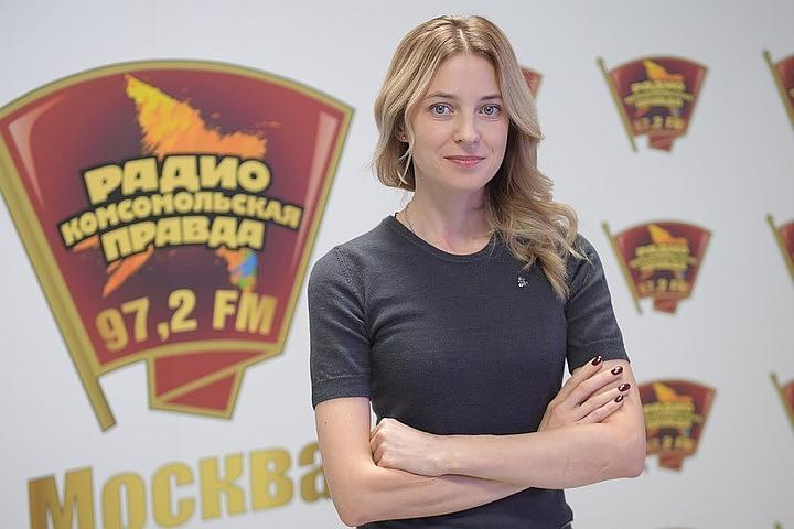 «В Думе не нальют вам рюмку коньяку» Поклонская в стихах высмеяла «депутата» Шнурова