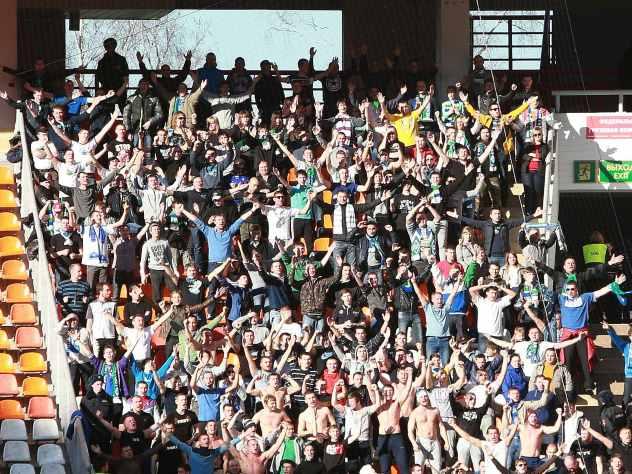 Первый тестовый матч на «Самара-Арене» состоится 28 апреля