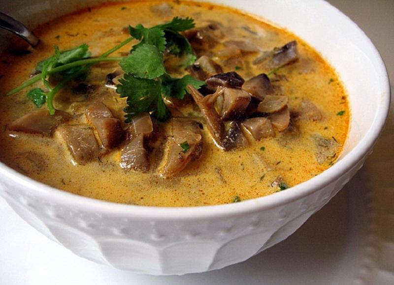 суп из курицы