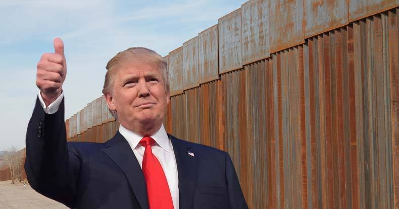 Трамп, кокаин и национальная гвардия