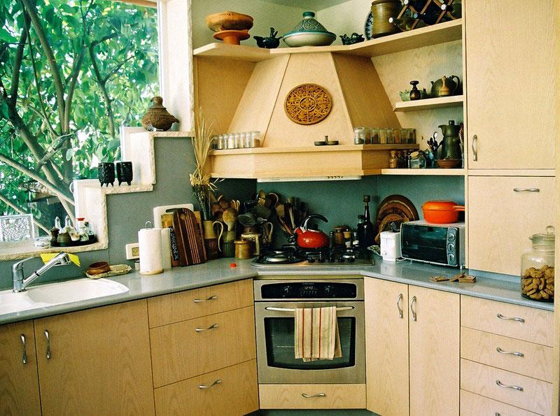Ремонт кухни своими руками в доме фото