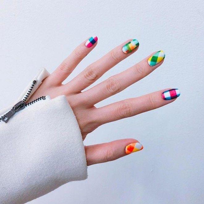 10 свежих идей дизайна ногтей если вам уже все надоело