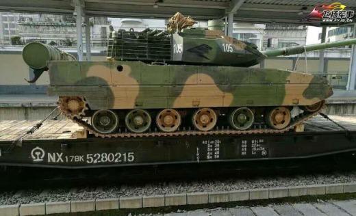 """Секретный китайский """"горный"""" танк массово пошел в войска"""