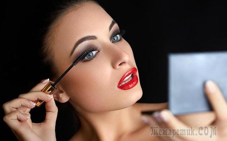Исправляйтесь! 10 ошибок макияжа, которые вы делаете каждый день