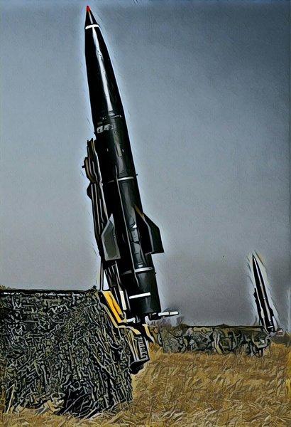 """Самую мощную российскую тактическую ракету впервые запустят для развлечения.Потому что это красиво."""""""