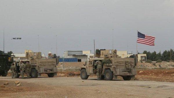 Взрыв всирийском Манбидже, погибли американские военные— СМИ
