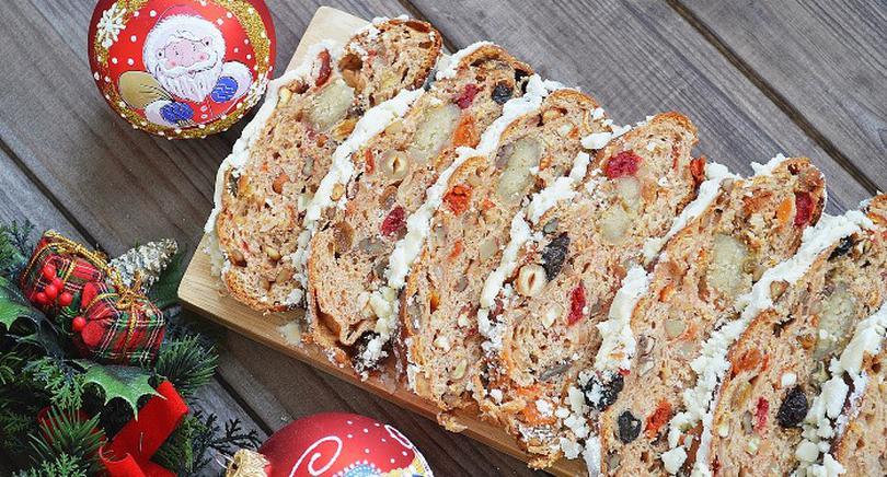 Штоллен, имбирные пряники и другие новогодние рецепты