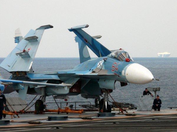 """Авария Су-33 на """"Кузнецове"""": Необходимые детали"""