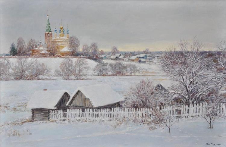 художник Юрий Кудрин картины – 02