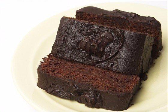 Домашние шоколадные пирожные