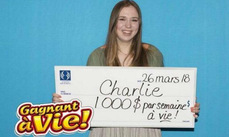 Как выиграть в лотерею и не потратить все деньги сразу: канадка разделила выигрыш на еженедельные выплаты
